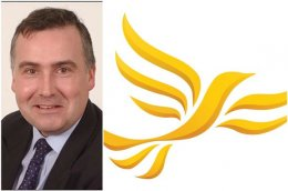 Ceredigion MP Mark Williams