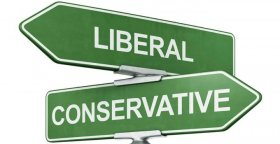 Conservative vs. Liberal