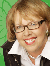 Elizabeth May is the current leader of the Greens. Shes also the first leader of the party anyone in Canada has ever heard of, and was the first to be included in a prime ministerial debate.