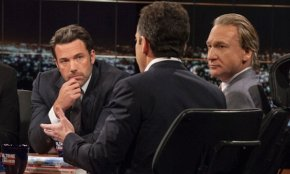 sam harris ben affleck bill maher