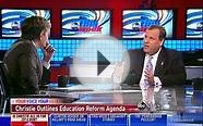 Chris Christie: 'Liberal Political Consultants Put