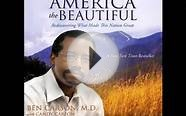 "Dr. Ben Carson Author of ""America the Beautiful"" - The"