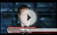 George Osborne Economic Policy Speech, 1st April 2015