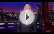 Letterman: Jeb Opposing Gay Marriage Like Being Against