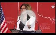 Palin addresses the Conservative Political Action Conference
