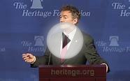 Rand Paul on Foreign Policy at the Heritage Foundation