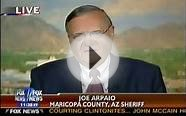 Sheriff Joe Blasts Liberal Mayor Over Immigration
