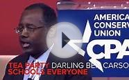 Tea Partier Ben Carson Thinks Public School Students Are