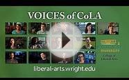 Voices of College of Liberal Arts - Wright State University