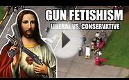 Washington Shooting: Liberal and Conservative Fetishism of