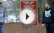 What does the word Suwannee mean?