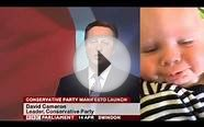 Young William gives his views on the Conservative Manifesto